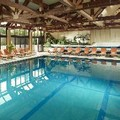 Swimming pool at Chicago Marriott Oak Brook