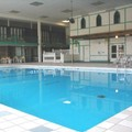 Swimming pool at Clarion Highlander Hotel & Conference Center