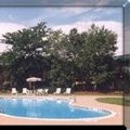 Swimming pool at Clarion Hotel