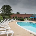 Swimming pool at Clarion Hotel & Conference Center