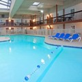 Pool image of Clarion Hotel & Conference Center Harrisburg West