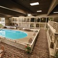 Swimming pool at Clarion Hotel Conference Center Louisville North