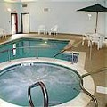 Swimming pool at Clarion Hotel Oneonta
