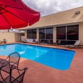 Swimming pool at Clarion Inn Mcallen Texas