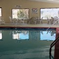 Swimming pool at Clarion Inn & Suites Near Knoxville Downtown