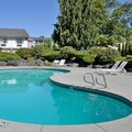 Pool image of Clarion Inn Tacoma