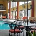 Swimming pool at Clarion Lake Erie & Bel Aire Conference Center