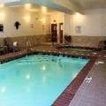 Swimming pool at Clarion Suites Downtown
