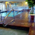 Swimming pool at Clubhouse Inn