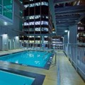 Swimming pool at Coast Coal Harbour Hotel