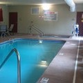 Swimming pool at Cobblestone Hotel & Suites