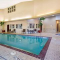 Swimming pool at Comfort Inn Bentonville