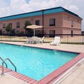 Swimming pool at Comfort Inn Clarksdale
