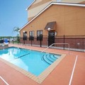 Swimming pool at Comfort Inn Donaldsonville