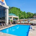Swimming pool at Comfort Inn Douglasville