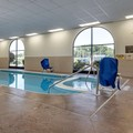 Swimming pool at Comfort Inn Dover