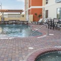 Swimming pool at Comfort Inn Edinburg