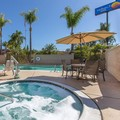 Swimming pool at Comfort Inn Escondido San Diego North County