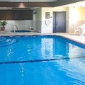 Swimming pool at Comfort Inn Grain Valley