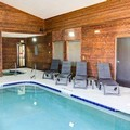 Swimming pool at Comfort Inn Greeley
