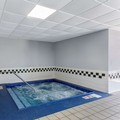 Swimming pool at Comfort Inn Gurnee