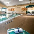 Swimming pool at Comfort Inn Hornell