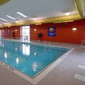 Swimming pool at Comfort Inn Hotel