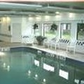 Swimming pool at Comfort Inn Jamestown
