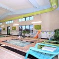 Swimming pool at Comfort Inn Kansas City Airport