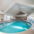 Swimming pool at Comfort Inn Layton