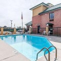 Swimming pool at Comfort Inn Lenoir City