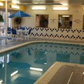 Swimming pool at Comfort Inn Loveland