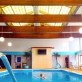 Swimming pool at Comfort Inn Manchester Airport