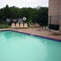 Swimming pool at Comfort Inn Mansfield