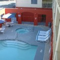 Swimming pool at Comfort Inn Merced