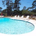 Swimming pool at Comfort Inn Monterey by The Sea