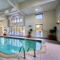 Swimming pool at Comfort Inn Near Greenfield Village