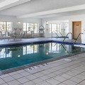 Swimming pool at Comfort Inn Owatonna