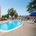 Swimming pool at Comfort Inn Oxon Hill