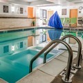 Swimming pool at Comfort Inn Plymouth West Livonia