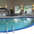 Swimming pool at Comfort Inn Polaris