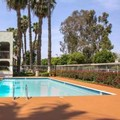 Swimming pool at Comfort Inn Riverside
