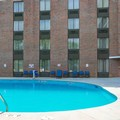 Swimming pool at Comfort Inn Rocky Mount