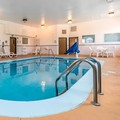 Swimming pool at Comfort Inn Romeoville