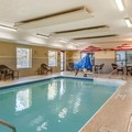 Swimming pool at Comfort Inn & Suite Paw Paw