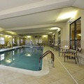 Swimming pool at Comfort Inn & Suites Akwesasne
