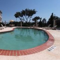 Swimming pool at Comfort Inn & Suites Burnet