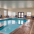 Swimming pool at Comfort Inn & Suites Caldwell
