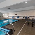 Swimming pool at Comfort Inn & Suites Crystal Inn Sportsplex
