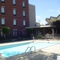 Swimming pool at Comfort Inn & Suites Downtown Columbus